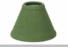 "Lamp Shade - ""Farm House Sage Lamp Shade"" -  6"""