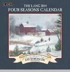 Lang 2014  MINI  Wall Calendars