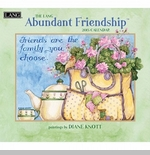 "Lang 2015 Wall Calendar - ""Abundant Friendship"" - Sorry this item is out of stock!"