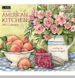 "Lang 2015 Wall Calendar - ""American Kitchen"" -  Sorry this item is out of stock!"