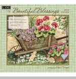 "Lang 2015 Wall Calendar - ""Bountiful Blessings"" -  Sorry this item is out of stock!"