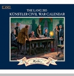 "Lang 2015 Wall Calendar - ""Civil War"" - Sorry this item is out of stock!"