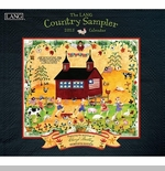 "Lang 2015 Wall Calendar - ""Country Sampler"" -  Sorry this item is out of stock!"