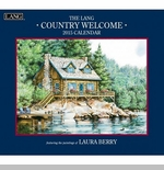 "Lang 2015 Wall Calendar - ""Country Welcome"" -  Sorry this item is out of stock!"