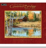 "Lang 2015 Wall Calendar - ""Covered Bridge"" -  Sorry this item is out of stock!"