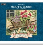"Lang 2015 Wall Calendar - ""Heart & Home"" -  Sorry this item is out of stock!"