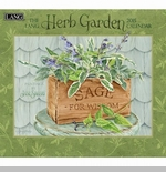 "Lang 2015 Wall Calendar - ""Herb Garden"" -  Sorry this item is out of stock!"