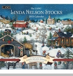 "Lang 2015 Wall Calendar - ""Linda Nelson Stocks"" - Sorry this item is out of stock!"