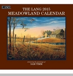 "Lang 2015 Wall Calendar - ""Meadowland"" -Sorry this item is out of stock!"