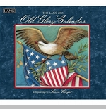 "Lang 2015 Wall Calendar - ""Old Glory"" -Sorry this item is out of stock!"