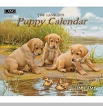 "Lang 2015 Wall Calendar - ""Puppy"" - Sorry this item is out of stock!"