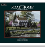 "Lang 2015 Wall Calendar - ""Road Home"" - Sorry this item is out of stock!"