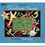"Lang 2015 Wall Calendar - ""School House"" - Sorry this item is out of stock!"