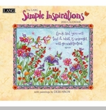 "Lang 2015 Wall Calendar - ""Simple Inspirations"" - Sorry this item is out of stock!"