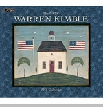 "Lang 2015 Wall Calendar - ""Warren Kimble"" - Sorry this item is out of stock!"