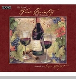 "Lang 2015 Wall Calendar - ""Wine Country"" - Sorry this item is out of stock!"