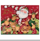 "Lang Boxed Christmas Cards - ""Dear Friends"" - Artist Susan Winget"