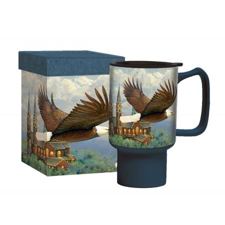 Lang & Wise Travel Mug