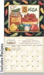 "Legacy Wall Calendar - ""2014 Kitchen Wall Calendar"""
