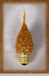 "Light Bulb - ""Large 3 Watt Spicy Rosehips Flicker Bulb"""
