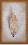 "Light Bulb - ""Small 3 Watt Cappuccino Flicker Bulb"""