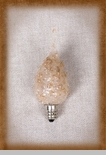 "Light Bulb - ""Small 4 Watt Cappuccino Bulb"""