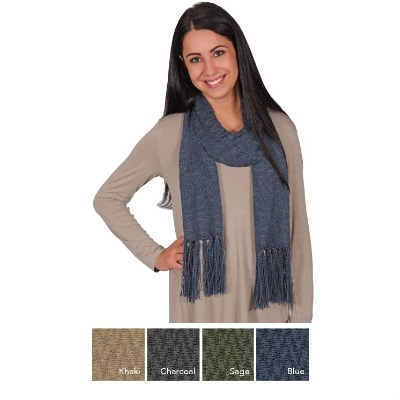 Light Weight Knit Scarf