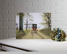 "Lighted Canvas Pictures - ""Almost Home"""
