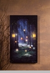 "Lighted Canvas Pictures - ""Entrance To Enchantment"""