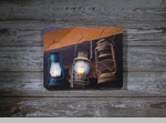 "Lighted Canvas Pictures - ""Hanging Lanterns"""