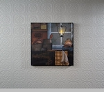 "Lighted Canvas Pictures - ""Kitchen Window"""