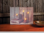 "Lighted Canvas Pictures - ""Shine Your Light"""