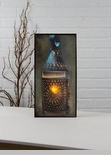 "Lighted Canvas Pictures - ""Tin Punch Lantern"""