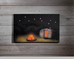 "Lighted Canvas Pictures - ""Under The Stars"""