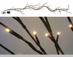 "Decorative Garland - ""Lighted Willow Garland"""