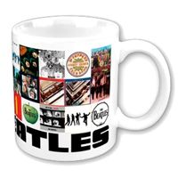 "Mug - ""Beatles Chronology Mug"""