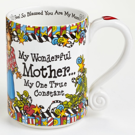 "Mug - ""Suzy Toronto...Mother"""