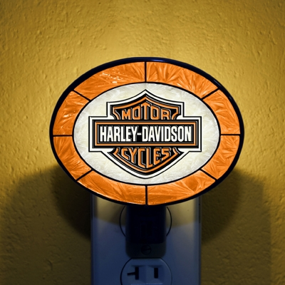 "Night Light - ""Harley Davidson Night Light"""