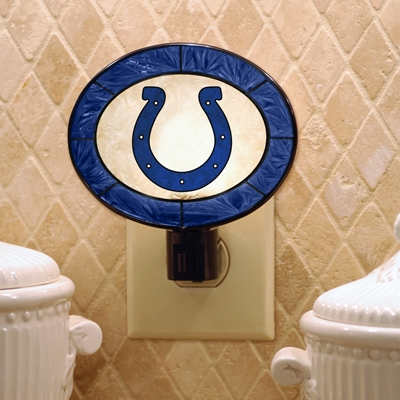 "Night Light - ""Indianapolis Colts Night Light"""