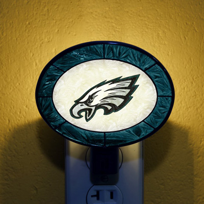 "Night Light - ""Philadelphia Eagles Night Light"""