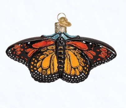 """Old World  Christmas Glass Ornaments - """"Look to the Sky -  Birds, Bugs and More"""""""