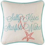 "Pillow - ""Salty Kisses Pillow"""