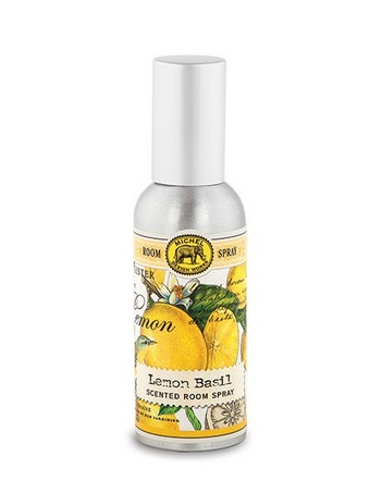 "Room Spray - ""Lemon Basil Room Spray"""
