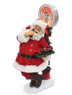 Santa Figures & Ornaments