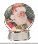 "Shimmer Light  - ""Lodge Santa Shimmer Electric Light"""