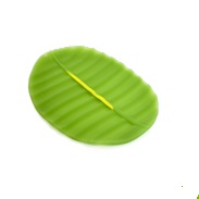"Silicone Coaster - ""Banana Leaf Coaster"""
