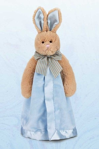 "Snuggler - ""Bunny Tail - Blue"""