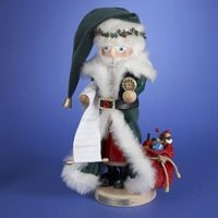 "Steinbach Nutcracker  - ""Father Christmas Nutcracker - 18th in the Christmas Legends Series"" -  Limited Edition 4,000 pieces"