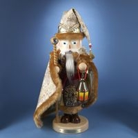 "Steinbach Nutcracker  -  ""Florentine  Santa Nutcracker"" -  19th in Christmas Legends Series - Limited Edition of 5,000 pieces"