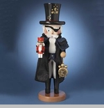 "Steinbach Nutcracker - ""Herr Drosselmeier""-  1st in the Nutcracker Suite Series"